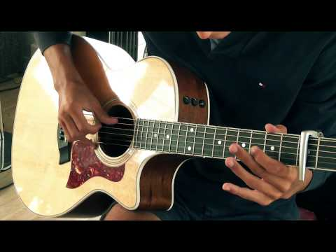 Life of The Party - Acoustic Fingerstyle Guitar - Christoffer Brandsborg