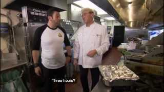 "Man Finds Food - The Alley Restaurant (Travel Channel)(Taken from tastyislandhawaii.com: In ""The Food Abides"" on Oahu, the first stop Adam and his crew make is The Alley Restaurant at Aiea Bowl, where Adam ..., 2015-06-10T07:25:53.000Z)"