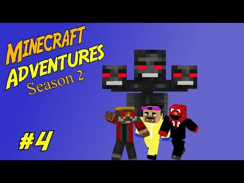"Minecraft Adventures- Season 2 Episode 4- ""Friendship Bridge 2.0"""