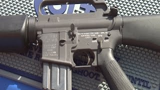 Colt  M16A1 Reissue range test by Gun Stock Reviews