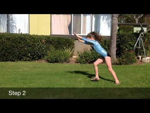 How To Do A Cartwheel In 5 Easy Steps