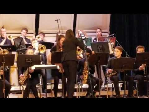 One OClock Jump by Count Basie arr. Paul Cook Annie Sullivan Middle School