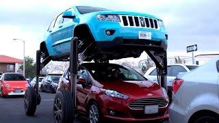 РЕАЛЬНЫЕ автомобили трансформеры
