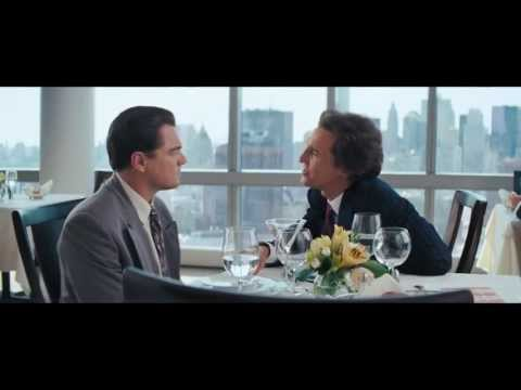 The Wolf of Wall Street - Official Trailer (English Movies)