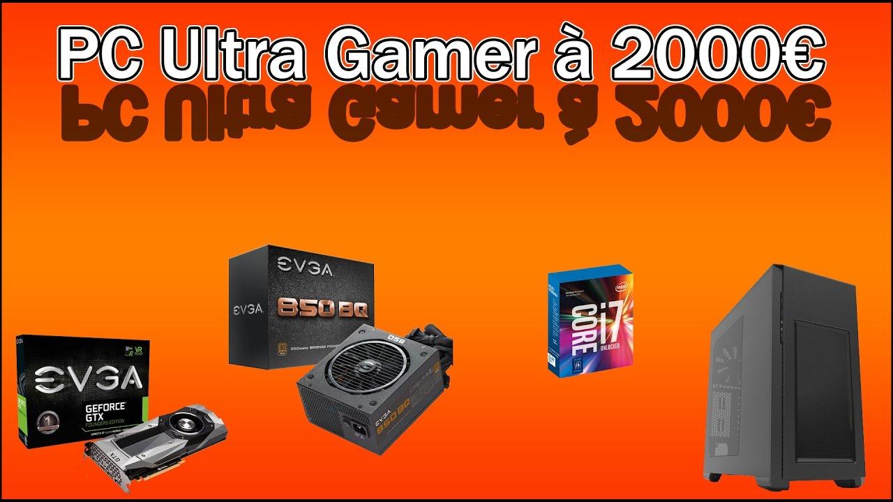 Ultra Hrd Configs: Config PC Ultra Gamer 4k/VR ! [FR]