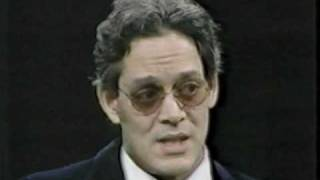 NINE the Musical - Interview with Raul Julia