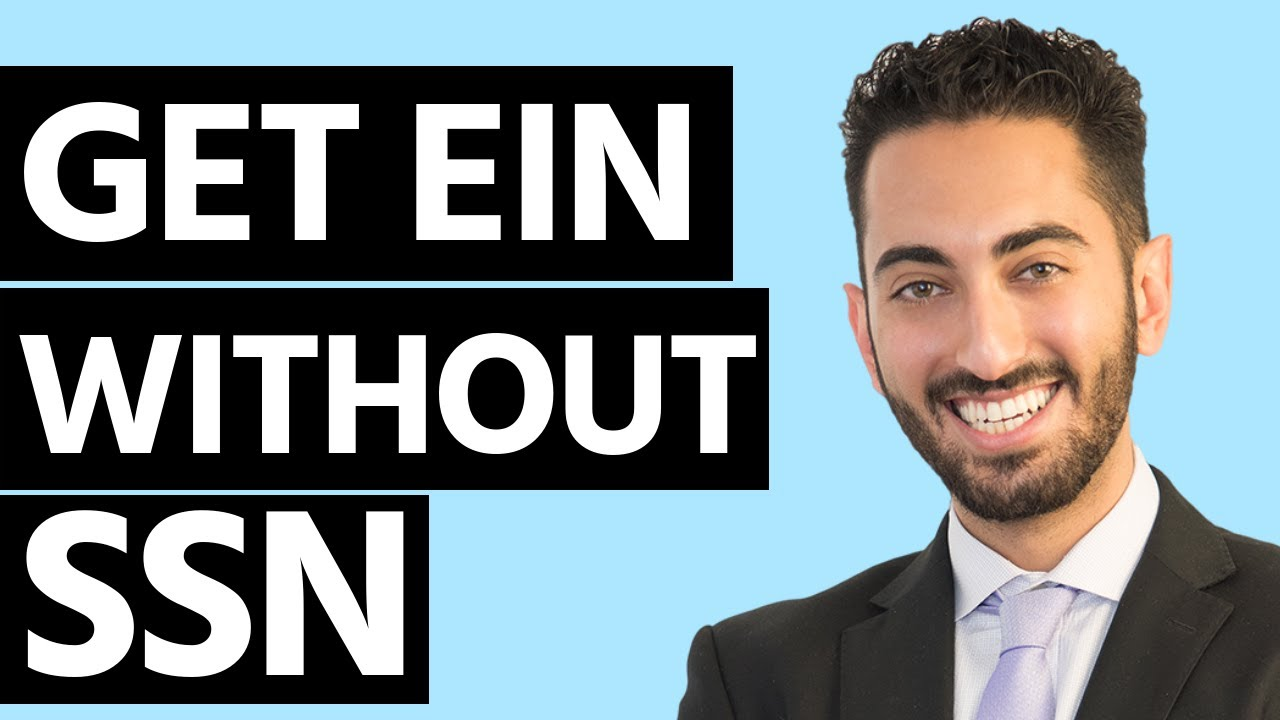 How to get ein without ssn ein for non resident youtube ccuart Images