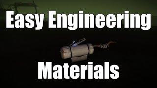 Elite: Dangerous - Easy Engineering Materials!