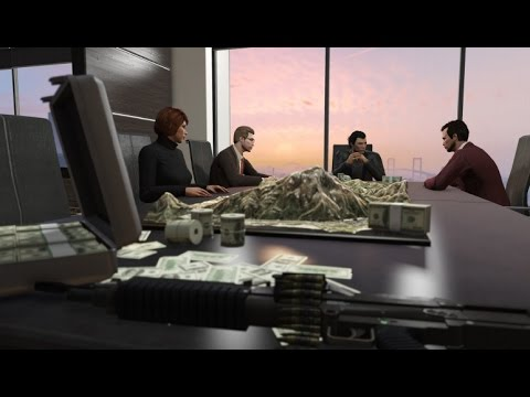 Grand Theft Auto V Online : SecuroServ CEO WALKTHROUGH