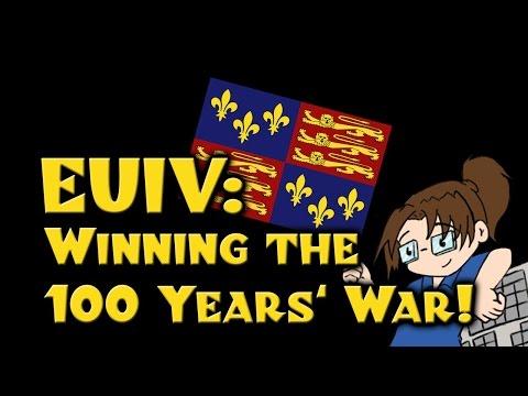 [EU4] England: Winning the 100 Years' War