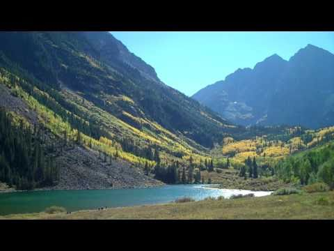 Maroon Lake and Maroon Bells Aspen