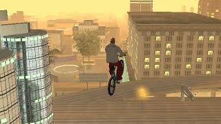 GTA San Andreas - Велосипед - JHJOECW
