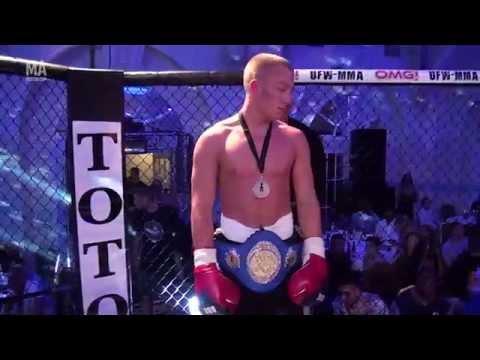 UFW 6: Justinas Zilinskas vs William Hamilton