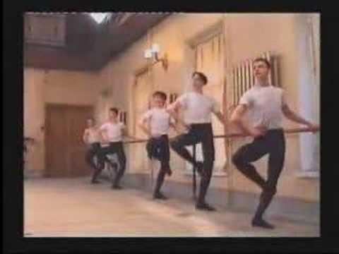 #BMBT6D - Vaganova Character Dance Class DVD