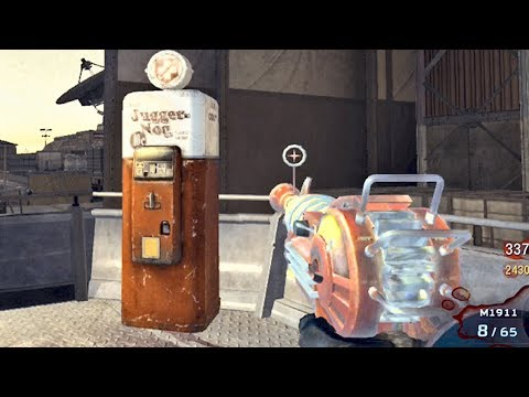 """""""IS THIS REAL RELAXINGEND?"""" Zombies With Randoms Call of Duty Black Ops Moon Gameplay"""