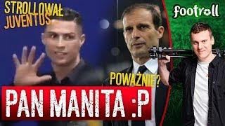 Juventus poległ, ale Ronaldo ma 5 Lig Mistrzów...
