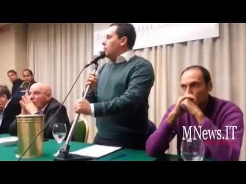 Mario Oliverio a Reggio Calabria