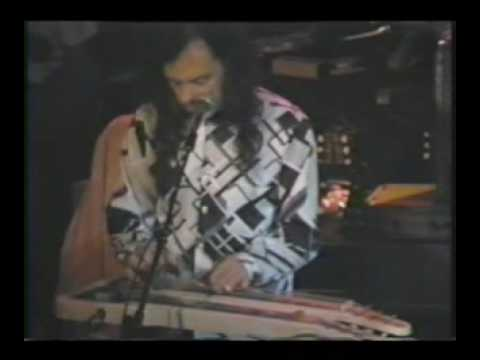 David Lindley - Mercury Blues - The Roxy, Washington DC 1988