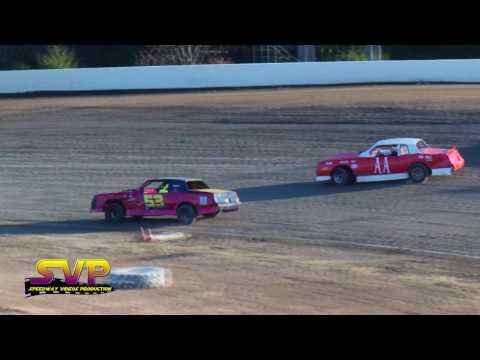 Old Timers Race | Magnolia Motor Speedway | Nov  26 , 2016
