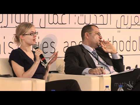 Discussion led by Salwa Mikdadi, Mathaf - AMCA Academic Conference (part 8 of 23)