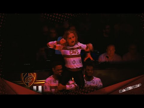 POWER HOUSE DANCE TEAM | Cleveland Cavaliers Dancers | NBA Season 19-20 | December 23, 2019 from YouTube · Duration:  1 minutes 59 seconds