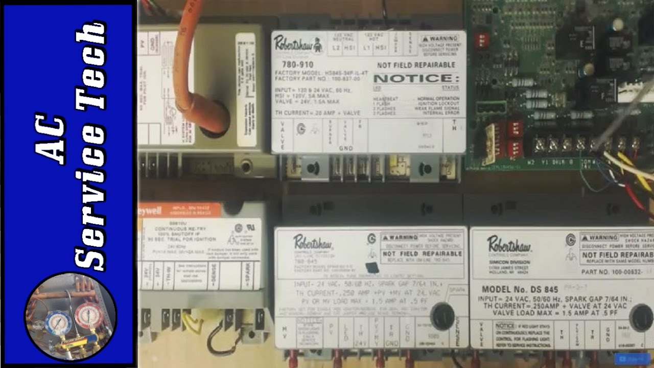 Gas Furnace Ignition Control Modules!