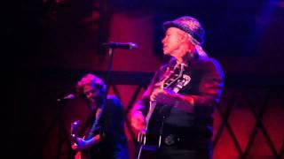 Dusty Roses-Elliott Murphy-Rockwood Music Hall