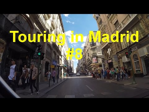 Touring in Madrid #8 (Spain)
