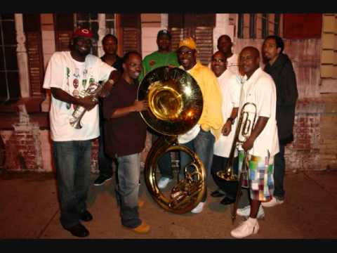 Rebirth Brass Band   It