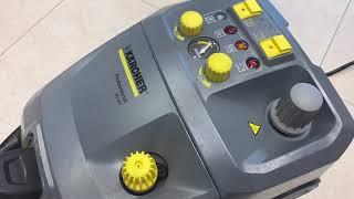 셀프세차 카처 스팀청소기 SG4/4 엔진룸 클리닝 ケル…