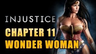 INJUSTICE Story: Chapter 11 Wonder Woman