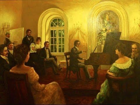 Chopin Waltz in A minor, Op. 34 No. 2 Byron Janis