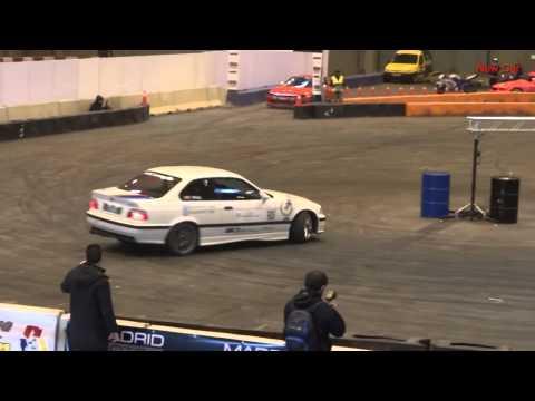 Best BMW 3 Series Drifting - Madrid Motor Show