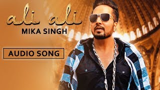 Ali Ali by Mika Singh | Full Song with CRBT codes | Balaji Rao | Music & Sound | Latest Hindi Songs