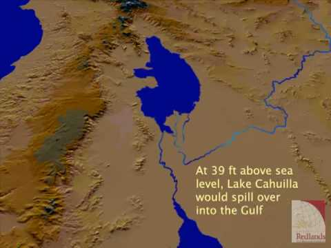 Formation of the Salton Sea - YouTube