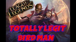 League of Legends - Funny Moments & Fails!    Rakan