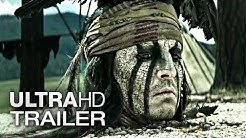 LONE RANGER Trailer 2 Deutsch German | 2013 Official Film [Ultra-HD 4K]