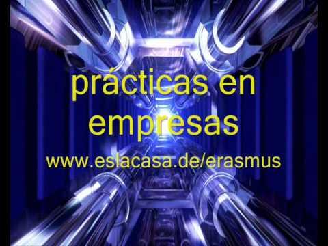 Movilidad de estudiantes. Prácticas en Empresas Europeas. Casa del Estudiante Erasmus