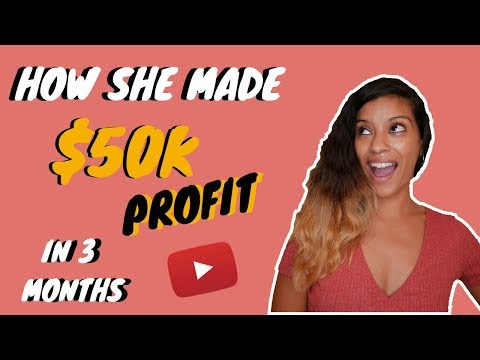 Marissa Romero How She Made $50K Profit In 3 Months On Youtube [Part 1] thumbnail
