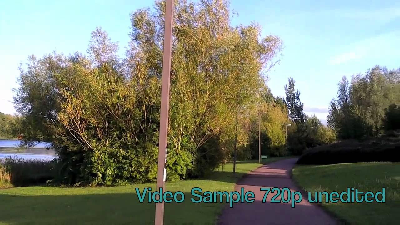 Blackberry Bold 9900 Video Sample.mov - YouTube