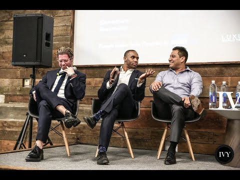 IVY Ideas Night: The Future of Travel | Presented by smartwater