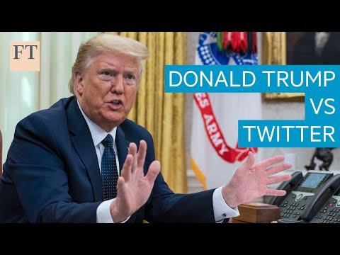 Donald Trump Vs Twitter | DC Lockdown Diary