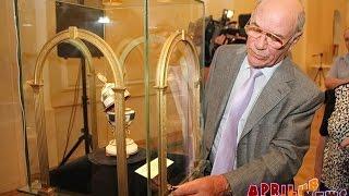 Открытие выставки ювелирных произведений А. Ананова «Возвращая утраченное…»