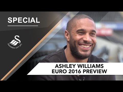 Swans TV - Ashley Williams Euro 2016 Preview