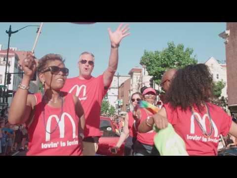 McDonald's of Greater Washington, D.C. at Capital Pride