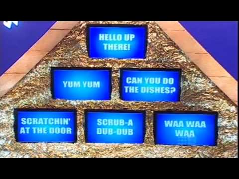Pyramid (Australia) - General Episode from Series 1 (21 Oct 2009)