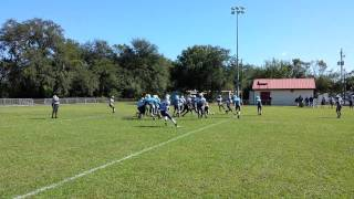 Jo Jo TD last POP Warner Game 2014 thumbnail