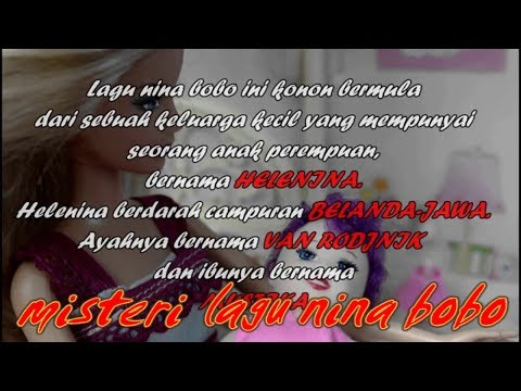 Drama dongeng anak boneka BARBIE || KISAH HOROR dibalik lagu NINA BOBO