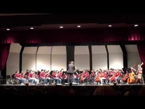 Oakton high school orchestras 2016 fall