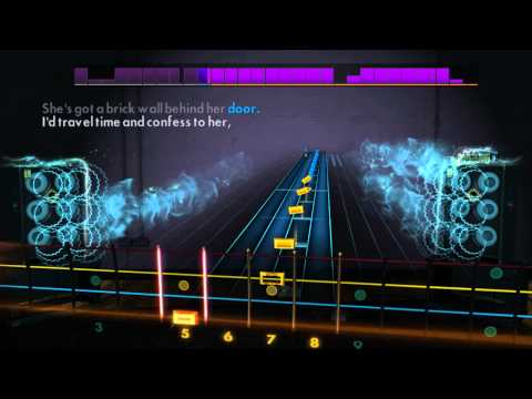 Rocksmith 2014 Custom   Billy Talent   Surrender (Bass)   100%